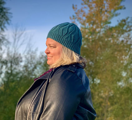 Lydia Hat (blue)