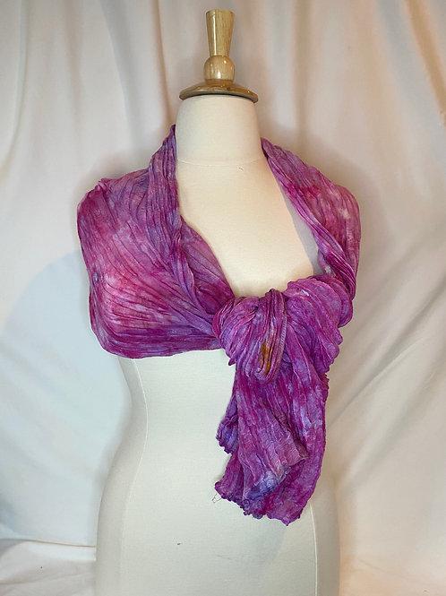 Ice Dyed Wrap #3