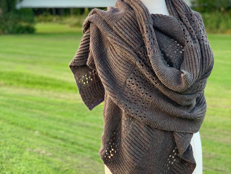 Eckert Street Shawls...and a KAL...who's in?!?!?