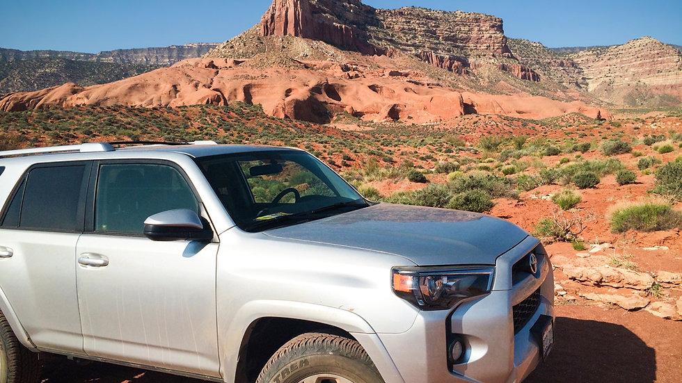 Off-Roading & Hiking Southwest National Parks