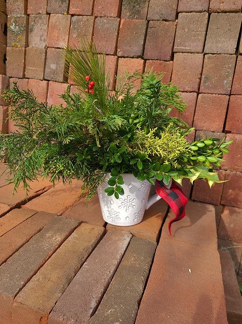 Mug of Celebration Greens