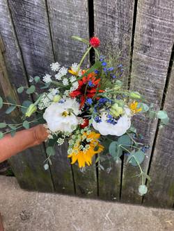 bouquet early summer