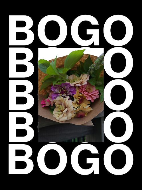 Bogo Tuesday Special