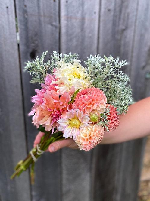 Divine Dahlia Bouquet