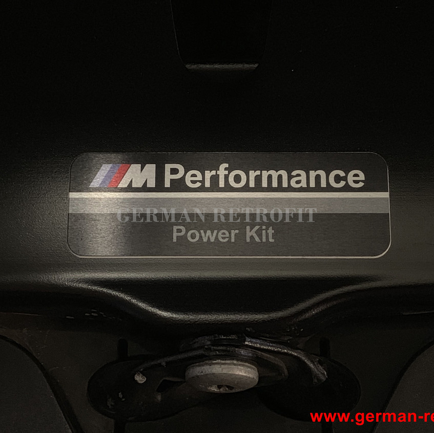 M PERFORMANCE POWER KIT BMW F10 (7)