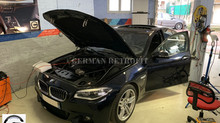 Kit Officiel BMW M Performance Moteur: M Performance Power Kit - BMW F10 535i