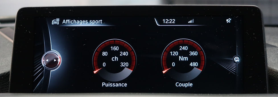 SYSTEME DE NAVIGATION GPS PROFESSONAL BMW NBT CIC | GERMAN RETROFIT