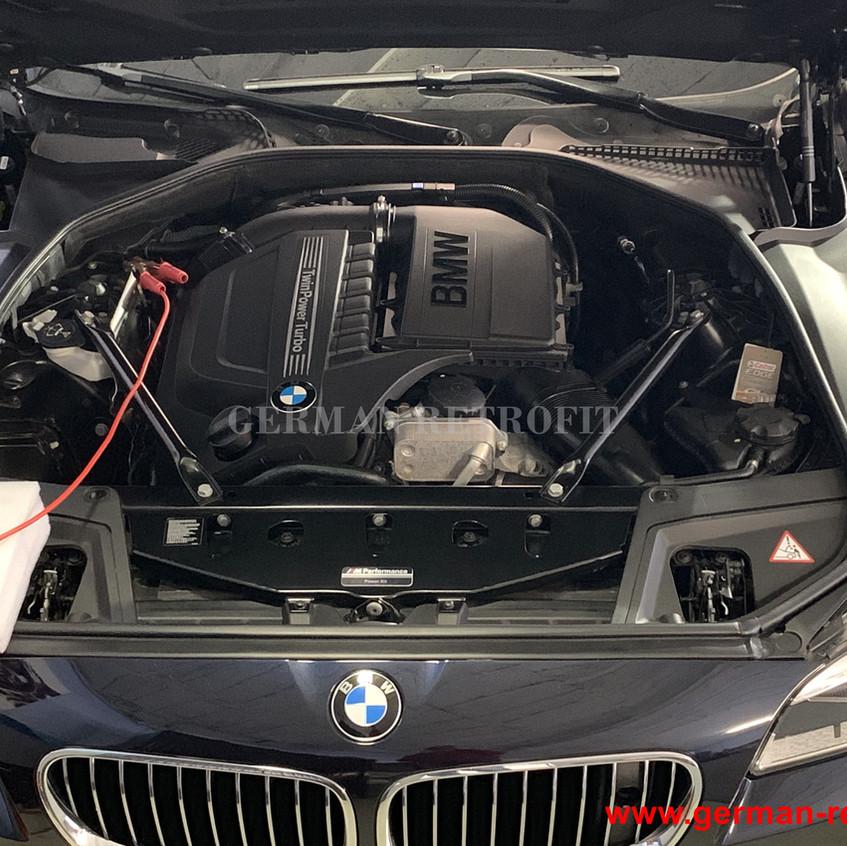 M PERFORMANCE POWER KIT BMW F10 (5)