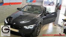 Nouvelle BMW M4 F83 d'Octobre 2017