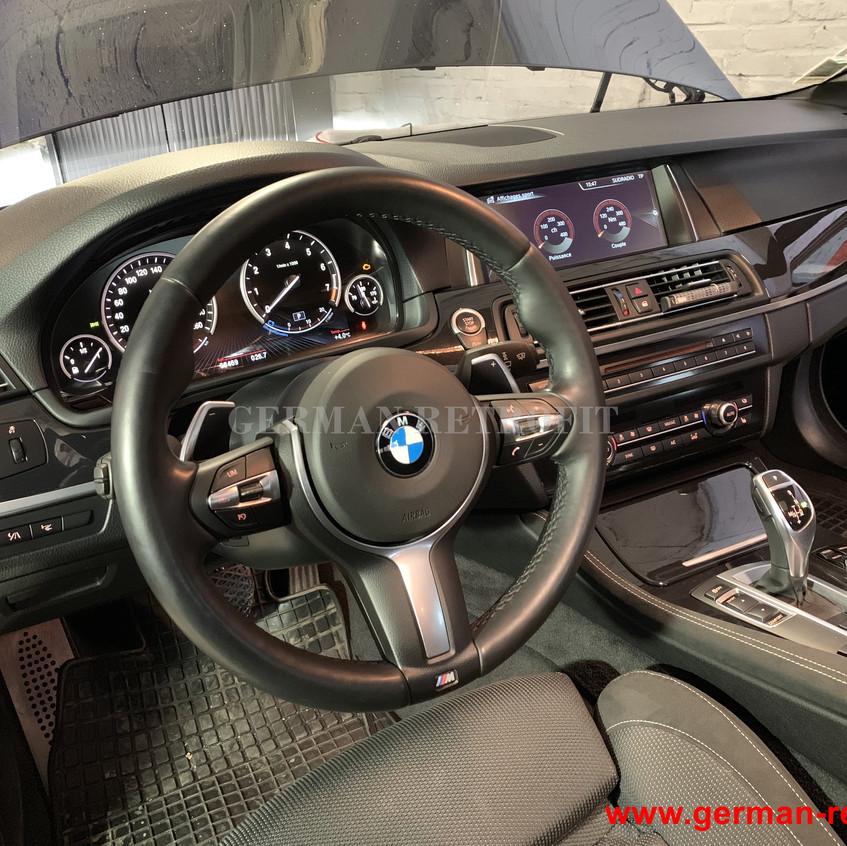 M PERFORMANCE POWER KIT BMW F10 (1)