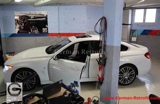 BMW Série 4 Gran Coupé F36 30d -
