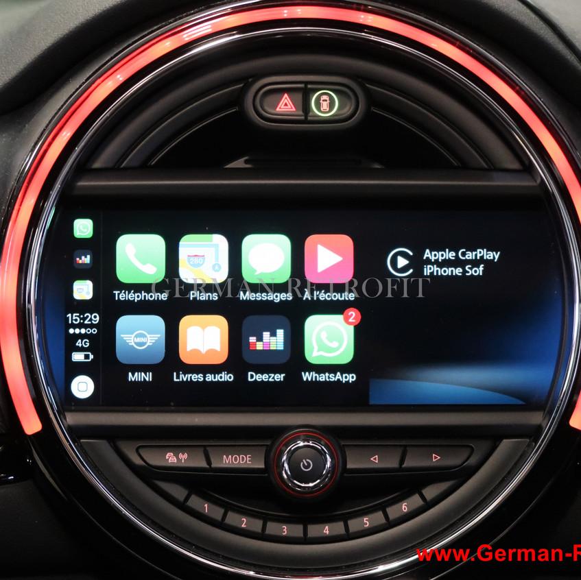 CID Retrofit Mirror Screen BMW Mini  GERMAN RETROFIT