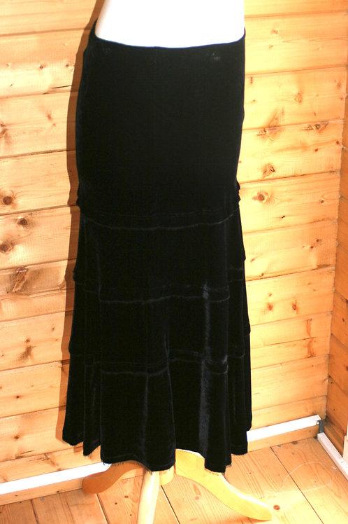 Size 12 Velvet Skirt