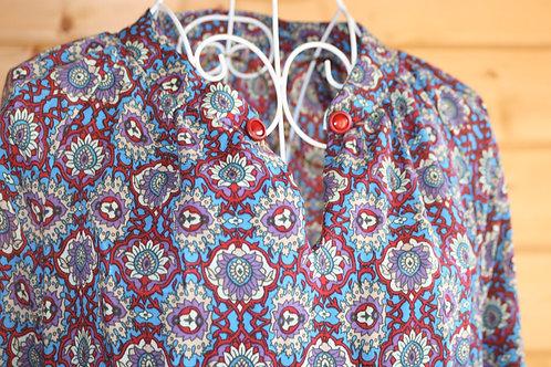 Size 16 Handmade Vintage Dress