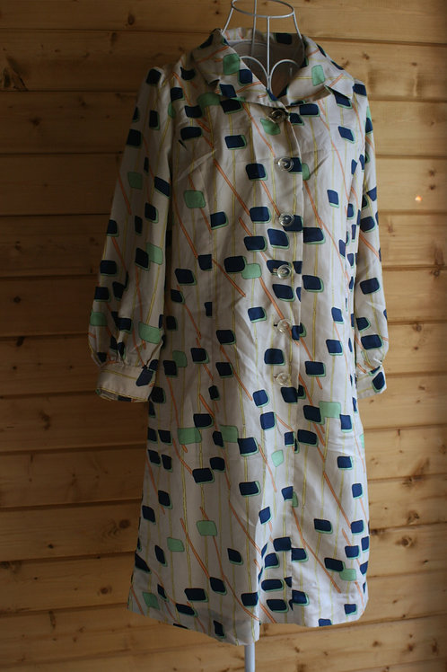 Size 14-16 Vintage Shirt Dress