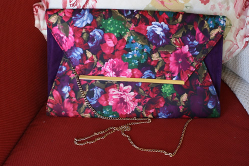New Look Large Clutch Bag