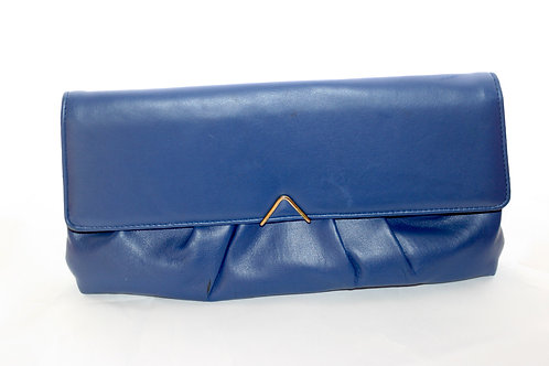 1980s Blue Vintage Bag