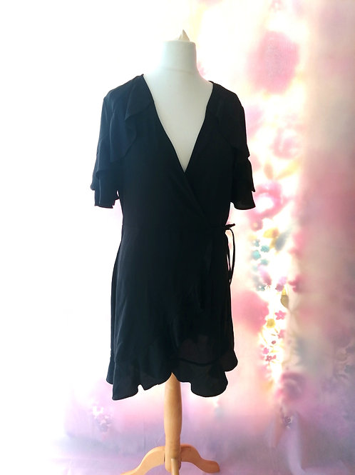 New Without Tags Wrap Dress