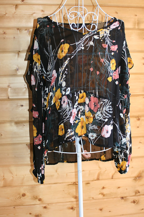 Size 12 Vintage Style Top