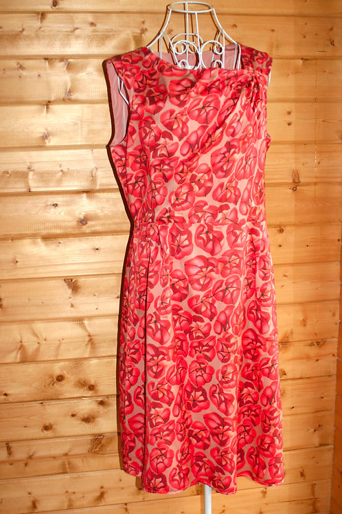 Size 14 Silk Dress