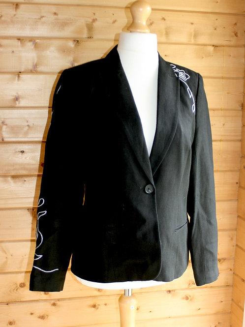 Size 14 Linen Blazer