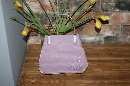 Lilac Vintage Handbag