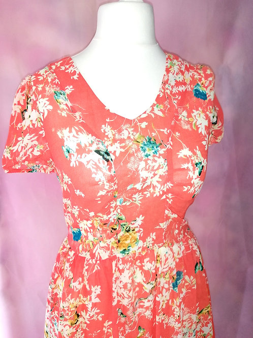 Size 12 Vintage Style Dress