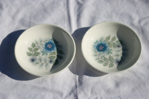 Pair of Pin Dishes
