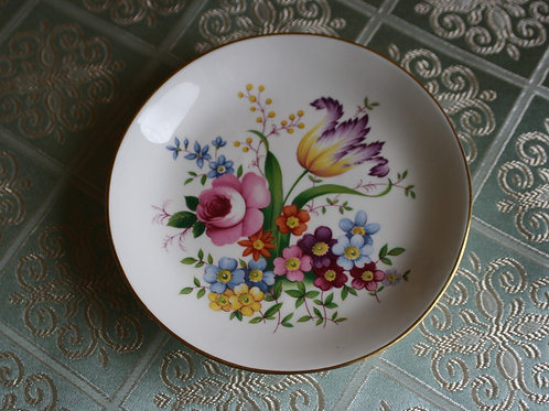 Vintage Pin dish/small cake stand