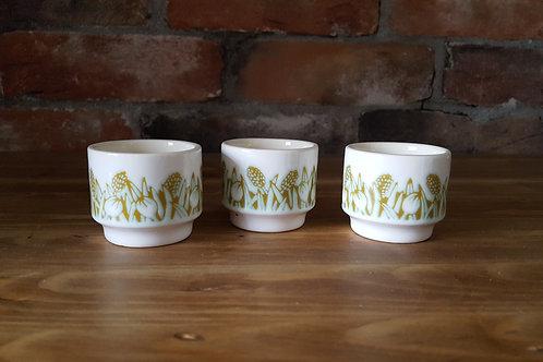 Hornsea Pottery Egg Cups