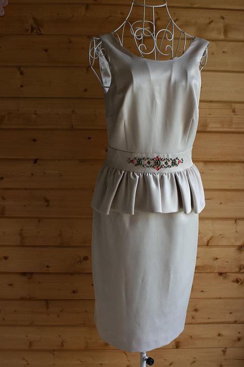 Size 10 Peplum Dress