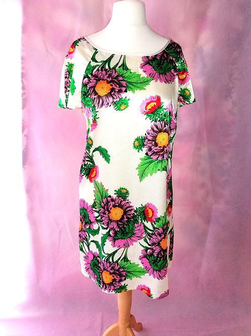 Size 12 Vintage Summer Dress