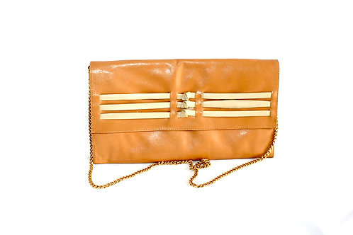 Beige Vintage Handbag