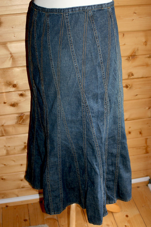 Size 14 Denim Skirt