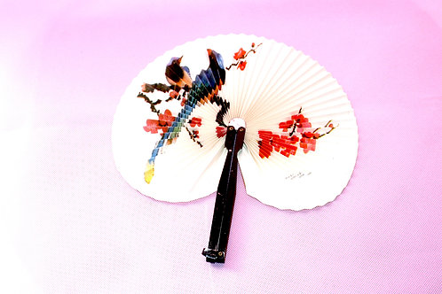 Vintage Chinese Miniature Fan