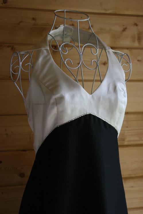 Size 10 Halter Neck Gown