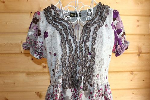 Size 12-14  Retro Style Dress