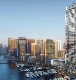 The latest ultra luxury addition to the Dubai Marina