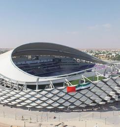 A first class stadium for a first class team