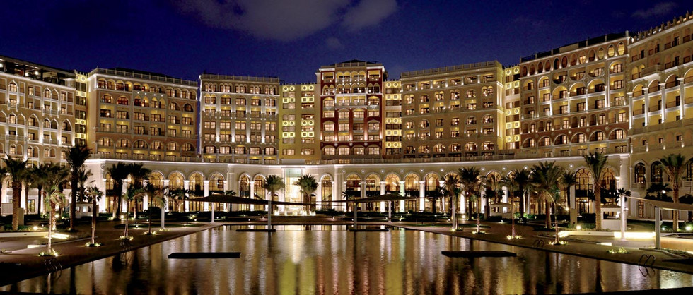 The definition of luxury in heart of the UAE