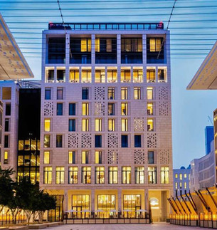 Brining modern oriental luxury to the heart of an ancient city