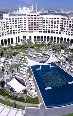 Helping build a luxury resort to rival any other