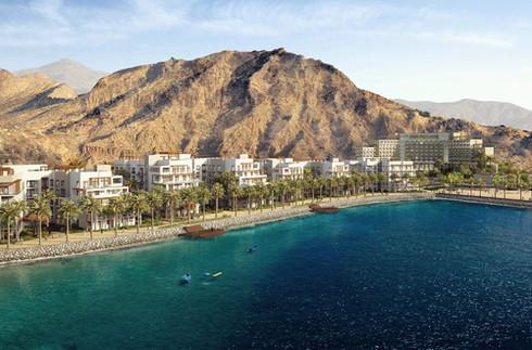 The latest addition to Fujairah's signature destinations
