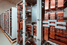 Assembling LV Electrical Distribution Pa