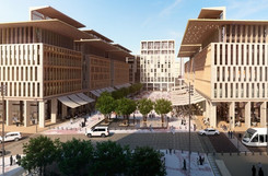Helping to develop one of the globes most sustainable cities