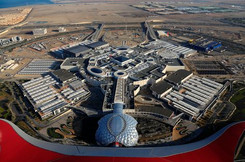 Commissioning the retail heart of Yas Island