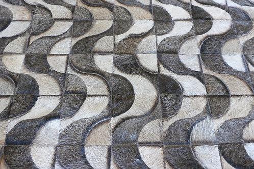 Copacabana hide rug