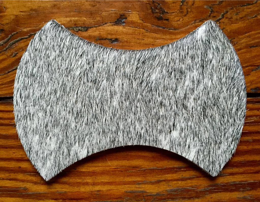 Grey hide