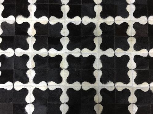Olivos hide rug