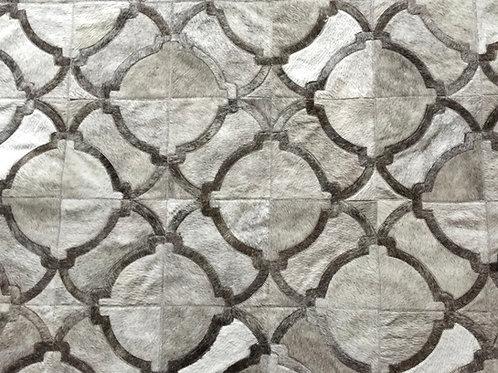 Pinamar cowhide rug